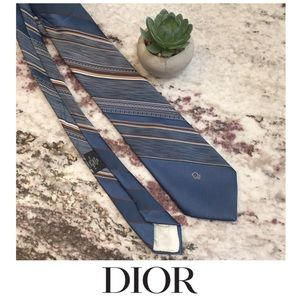 DIOR | Authentic Slim Men's Tie